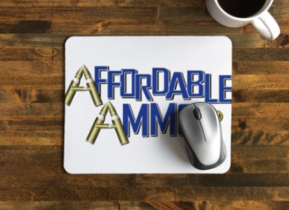 Picture of Affordable Ammo Mouse Pad