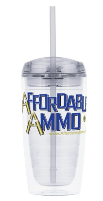 Picture of 16oz Plastic Tumbler - Clear