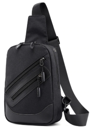 Picture of Large Capacity Multi-Function Storage Bag - Black style 2